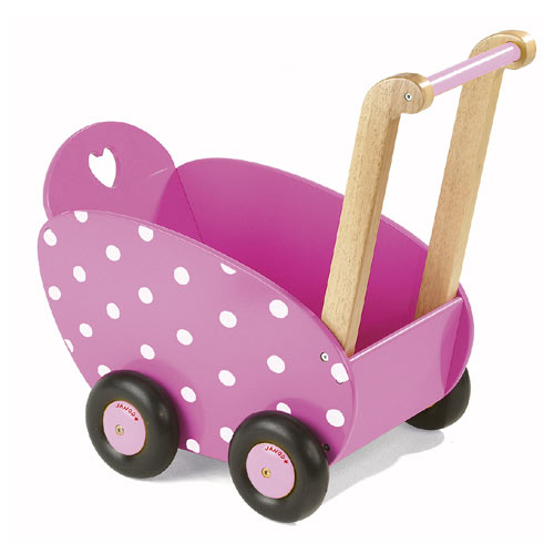 Houten poppenwagen houten poppenwieg houten poppenwagen lea poppenwagens van alle merken - Planklengte van het kind ...